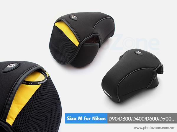 Túi chống sốc body Nikon