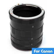 Tube chụp Macro non AF Canon