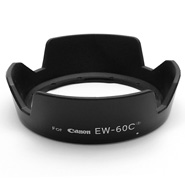 Hood EW-60CII for Canon 18-55mm, 28-80mm, 28-90mm