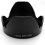 Hood EW-78D for Canon 18-200mm
