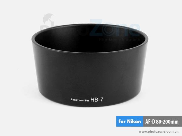 Hood HB-7 for Nikon AF-D 80-200mm