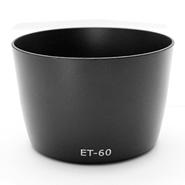 Hood ET-60 for Canon EFs 55-250mm, EF 75-300 f/4.5-5.6