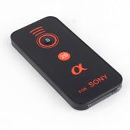 Remote Sony (Sony, Nex, alpha...)