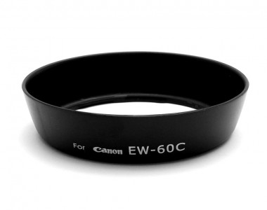 Hood EW-60C for Canon 18-55mm, 28-80mm, 28-90mm