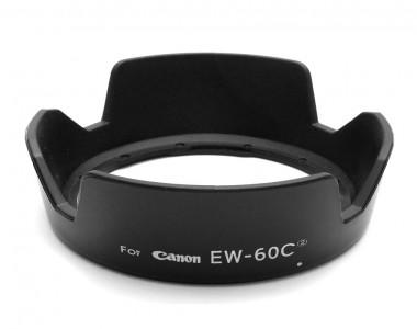 Hood EW-60C II for Canon 18-55mm, 28-80mm, 28-90mm (Hood hoa sen)