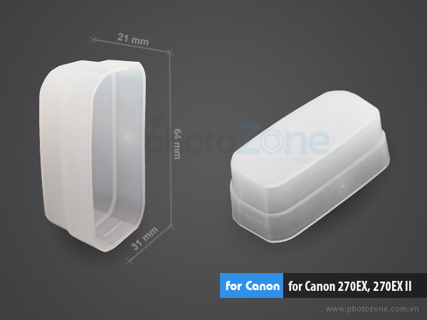 Tản sáng Flash Canon 270EX 270EX II