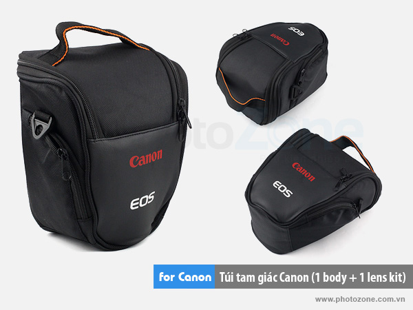 Túi tam giác Canon chống sốc