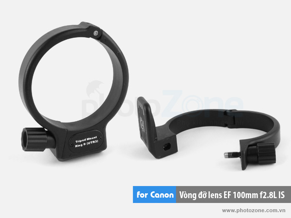 Vòng đỡ lens EF 100mm f2.8L IS