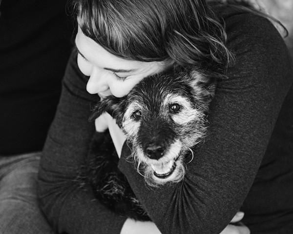Bộ ảnh tình thương giữa con người và loài vật