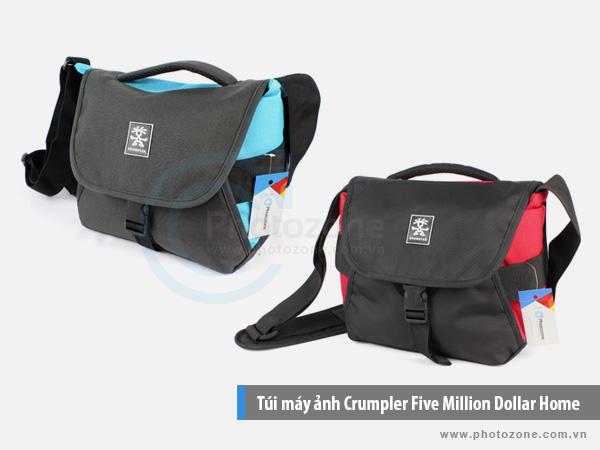 Túi máy ảnh Crumpler Five Million Dollar Home