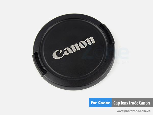 Cap lens phía trước dành cho Canon