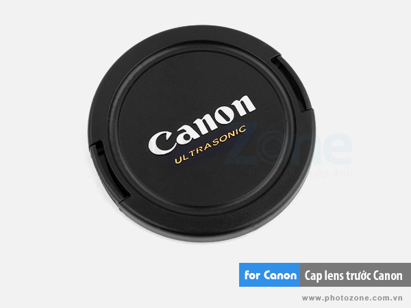 Nắp cap lens trước dành cho Canon