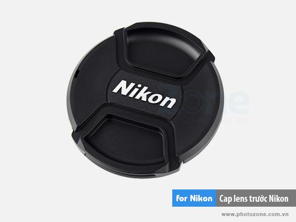 Cap lens phía trước dành cho Nikon