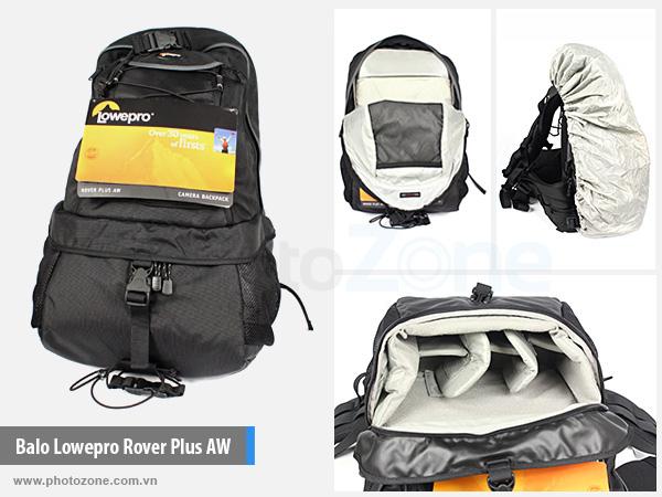 Balo Lowepro Rover Plus AW
