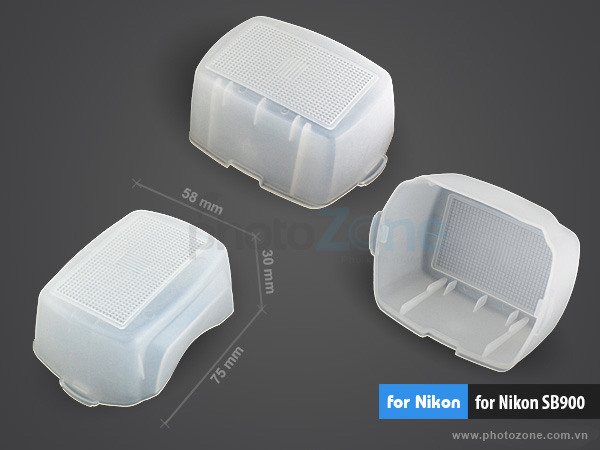 Tản sáng Flash Nikon SB-900