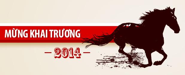 Mừng Khai Trương 2014