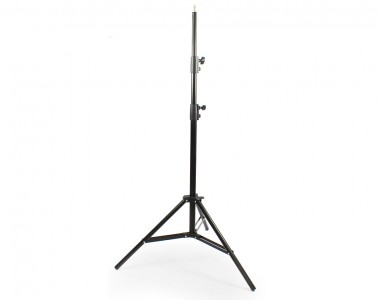 Chân đèn (Light stand) 80-240cm khóa vặn ốc thân to (3 đoạn)