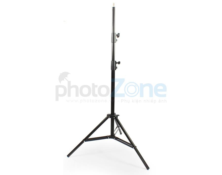 Chân đèn (Light stand) 95-280cm khóa vặn ốc thân to (3 đoạn)