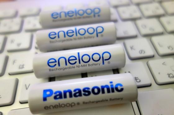 Nhận dạng pin eneloop qua các thế hệ, đặc biệt thế hệ 4 với logo mới