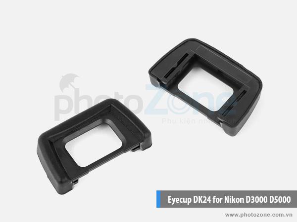 Eyecup DK-24 for Nikon D3000, D5000