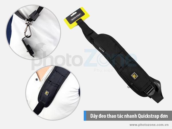 Dây đeo thao tác nhanh Quickstrap đơn