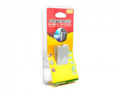 Pin Canon LP-E8 Pisen for Canon 550D, 600D, 650D, 700D