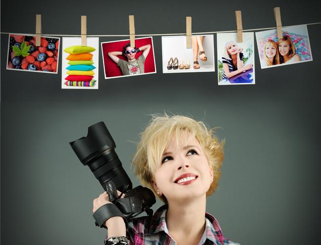 Chụp ảnh sản phẩm cho bán hàng online