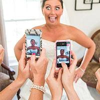 Cách chụp ảnh cô dâu không xinh