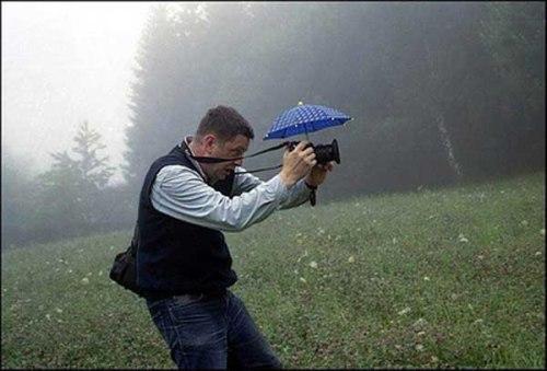 Mẹo chụp ảnh mưa
