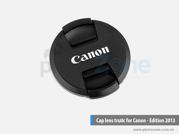 Nắp cap lens trước for Canon - Last Version