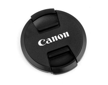 Nắp cap lens trước for Canon - New Version