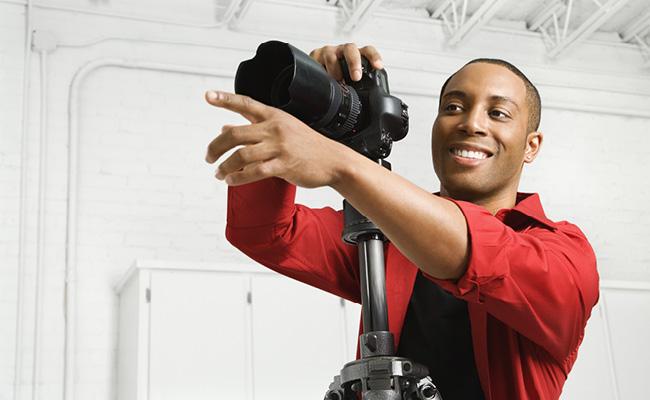 Chụp ảnh sản phẩm cho bán hàng online, tưởng dễ mà dễ không tưởng