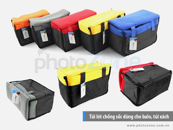 Túi lót chống sốc dùng cho balo, túi xách