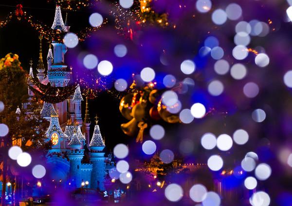 Làm thế nào để chụp ảnh Bokeh đẹp trong đêm Giáng sinh?