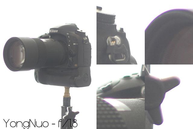 So sanh Youngno va Canon 50mm Kenhcongnghevn 15