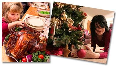 Những lưu ý khi chụp ảnh Giáng Sinh