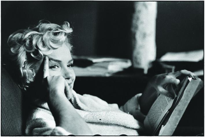 marilyn monroe new york 1956- elliott erwitt-cmc