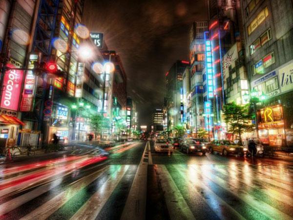 Kỹ thuật chụp ảnh đường phố ban đêm đẹp hoàn hảo