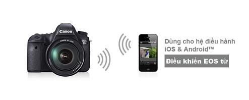 Điều khiển EOS từ xa (dùng cho hệ điều hành iOS/Android™)