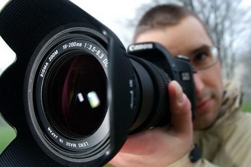 Khắc phục 6 trục trặc thường gặp với ống kính khi chụp ảnh