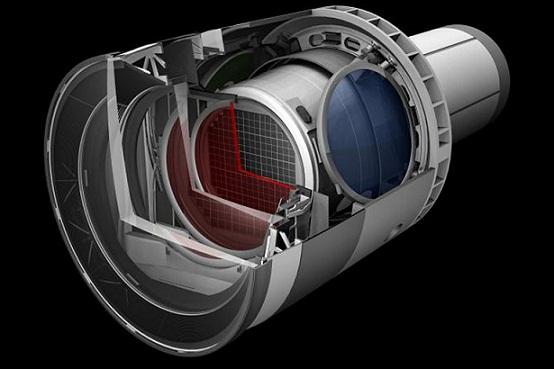 Máy ảnh số khủng nhất thế giới nặng 3 tấn, cảm biến 3.200MP