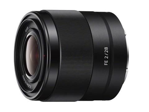 3 ống kính fix Sony và một ống zoom cho máy full-frame