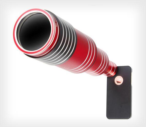 Muốn chụp xa với smartphone? Hãy thử chiếc siêu tele 80x này!