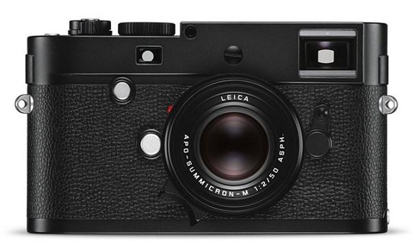 Leica máy ảnh đen trắng M Monochrom phiên bản mới