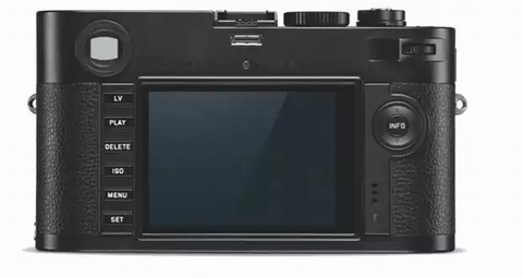 Leica trình làng máy ảnh đen trắng giá 162 triệu đồng