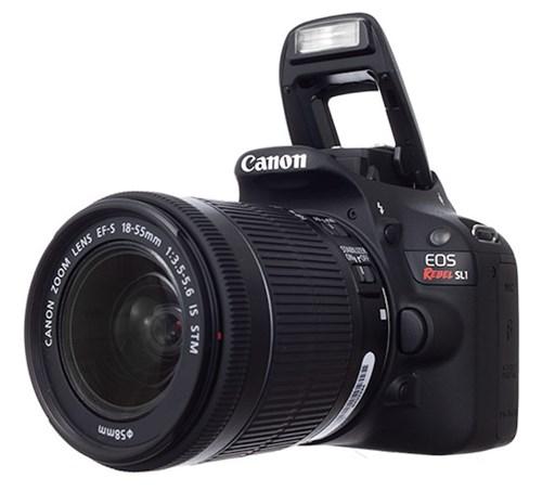 Canon EOS Rebel SL2 ra mắt vào mùa Thu 2015