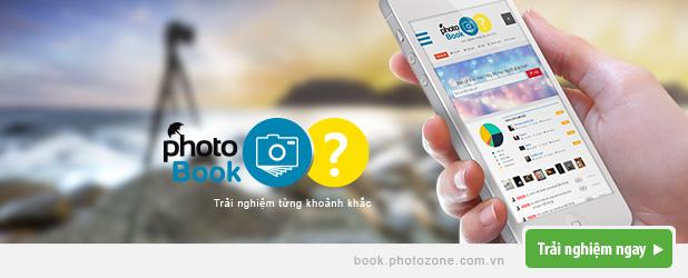 photoBook - Nơi chia sẻ niềm đam mê nhiếp ảnh