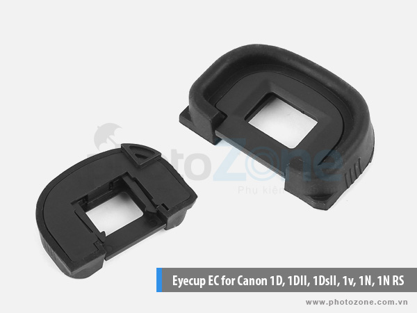 Eyecup EC for Canon 1D, 1DII, 1DsII, 1v, 1N, 1N RS