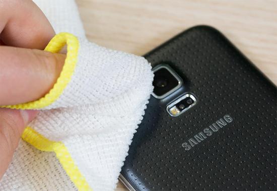 Mẹo chụp smartphone sắc nét hơn
