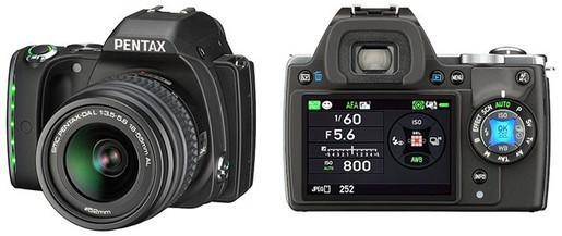 Pentax giới thiệu K-S2 - máy ảnh DSLR chống bụi và nước nhỏ nhất thế giới